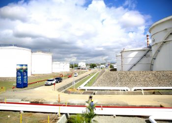 Los tanques aumentan la capacidad de almacenaje para gasoil en 65%, gasolina prémium en 49% y Jet A-1 en 85%.
