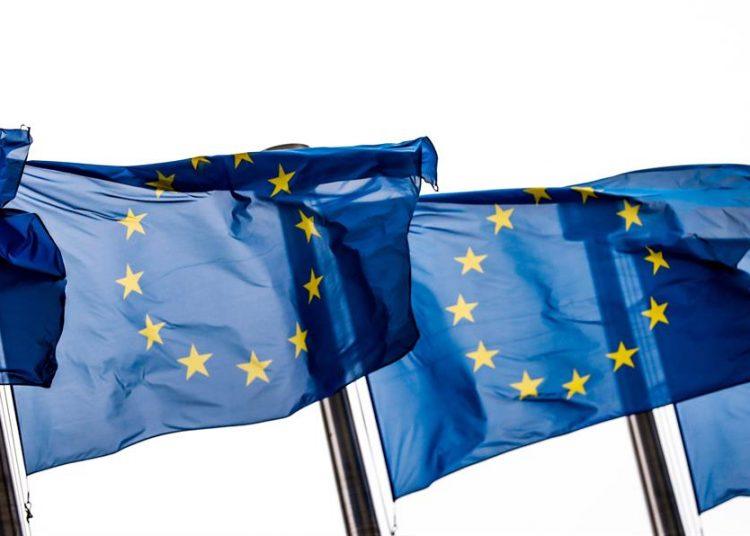 Unión Europea Banderas