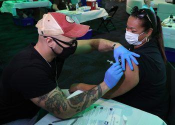 Vacunación EEUU