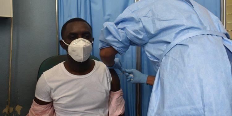 Vacunación Haití