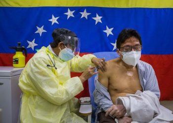 Vacunación Venezuela