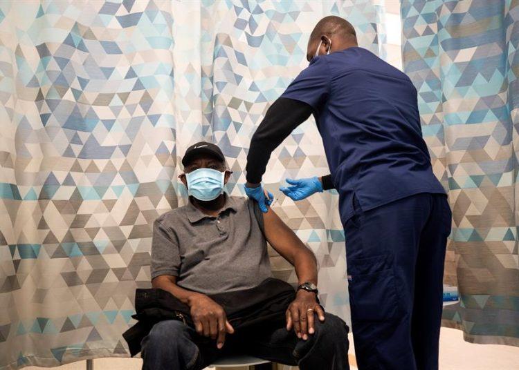 Vacunación covid-19 EEUU