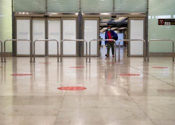 Viajeros, aeropuertos