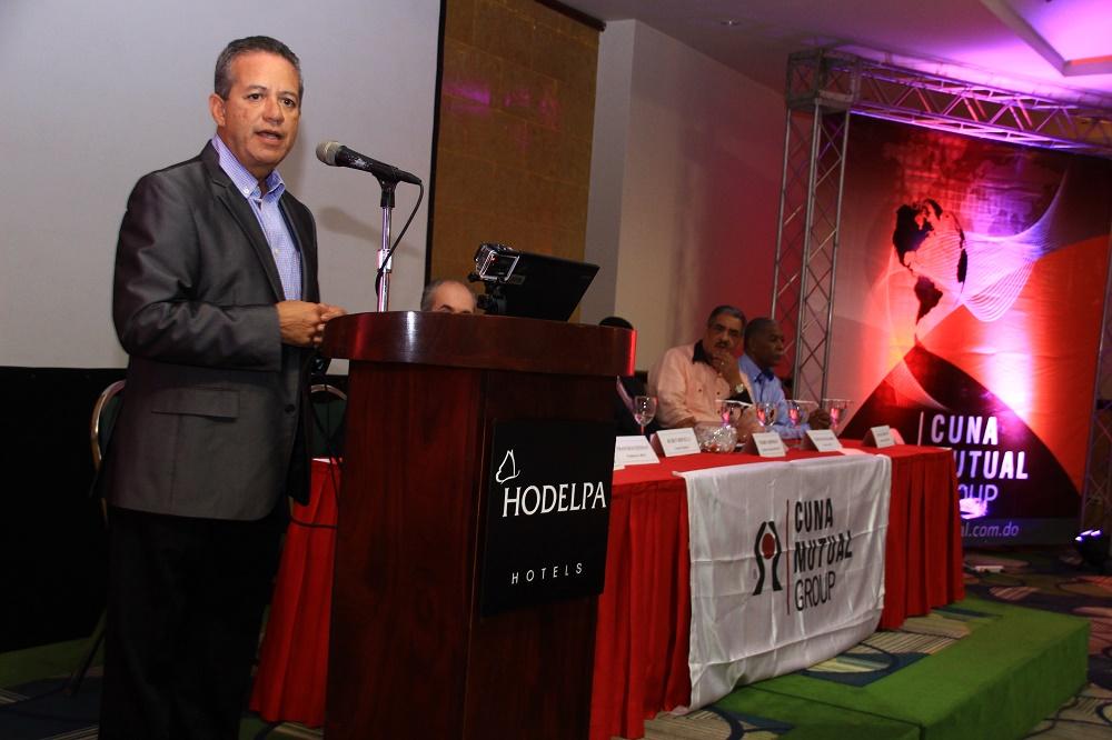 Víctor Álamo, gerente regional para el Caribe de Cuna Mutual./elDinero