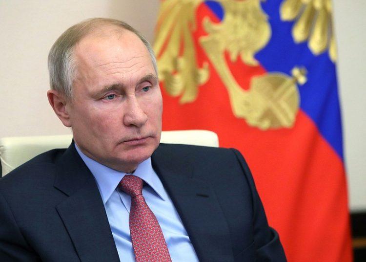El presidente de Rusia, Vladimir Putin. | Fuente externa.