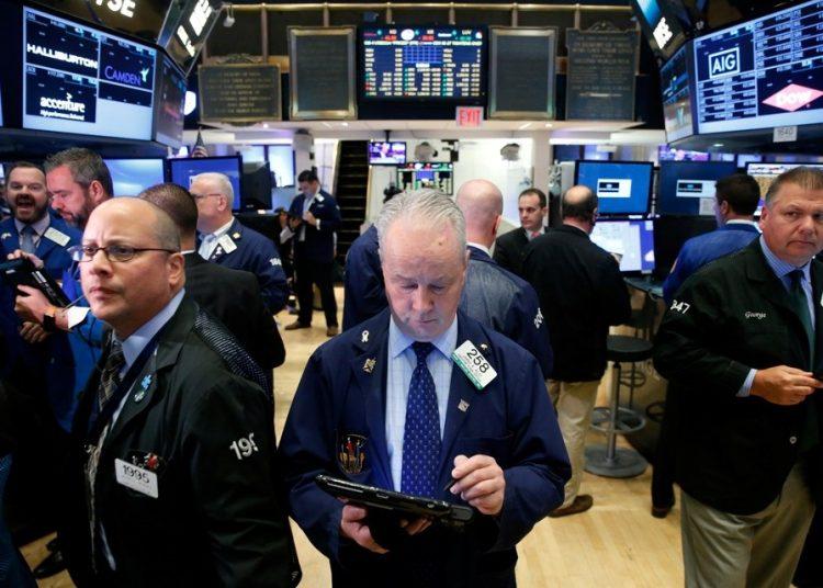 Wall Street.   Brendan McDermid, Reuters.