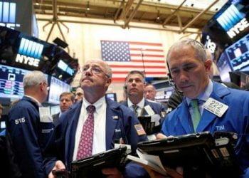 Wall Street cierra en rojo.   Brendan McDermid, Reuters.