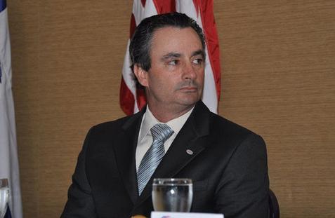 William Malamud, vicepresidente ejecutivo de la Cámara Americana de Comercio.