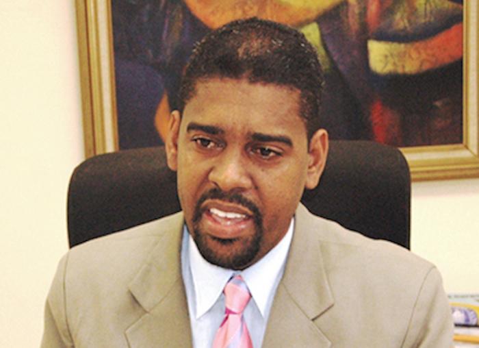 Yuniol Ramírez, presidente del CONA.