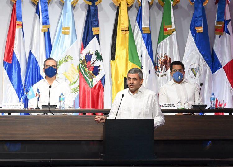 Zurab Pololikashvili en Punta Cana
