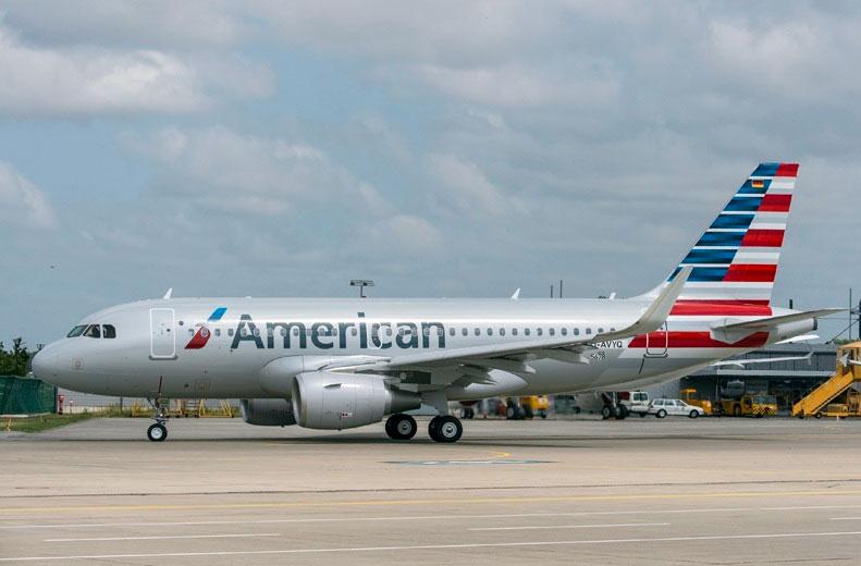 American Airlines es una de las empresas emblemáticas de Estados Unidos.
