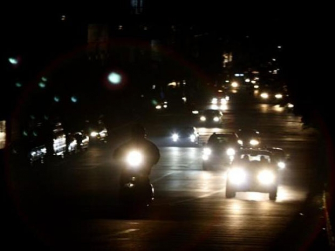 El apagón que afectó al país el fin de semana se extendió por más de 12 horas.