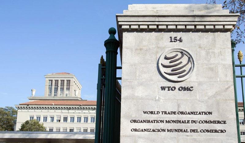 La Organización Mundial del Comercio (OMC) cuenta con 161 miembros. Su fundación fue en 1995.   Fuente externa