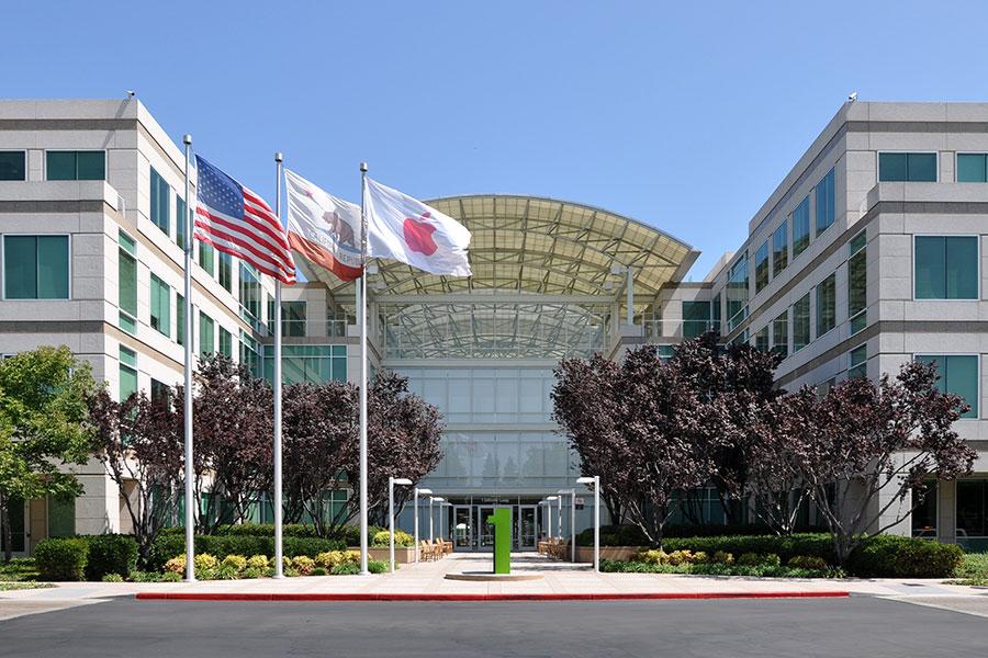 Sede de Apple en Silicon Valley. / Fuente externa