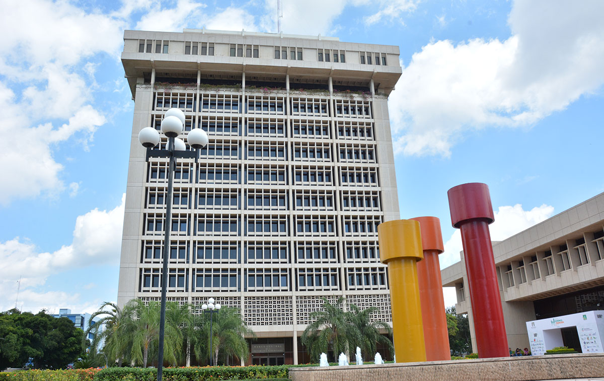 banco central aula central