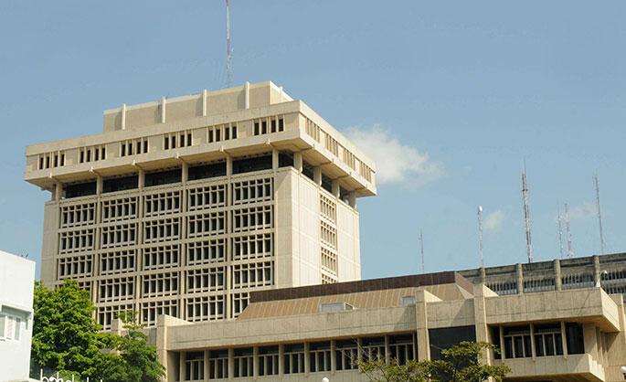 El Banco Central es la institución que traza la pauta en materia de monetaria y financiera en el país.