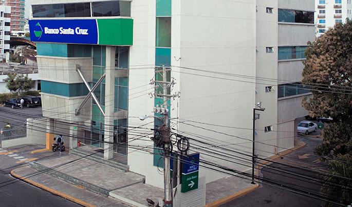 El Banco Santa Cruz celebró sus 15 años como entidad múltiple del sistema./elDinero