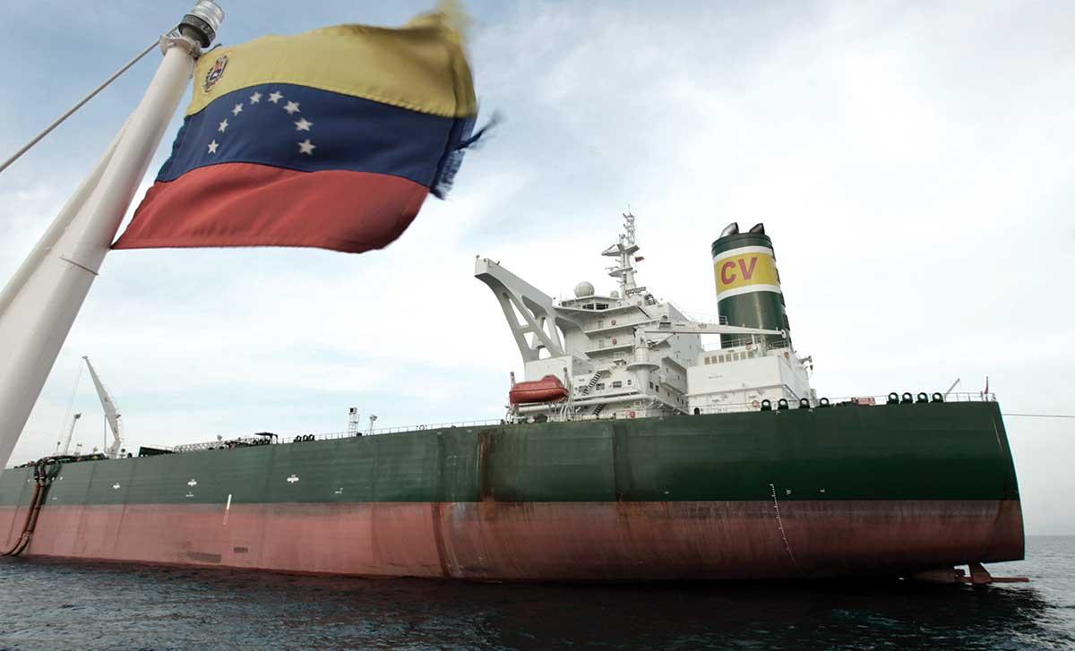 barco petroleo venezuela
