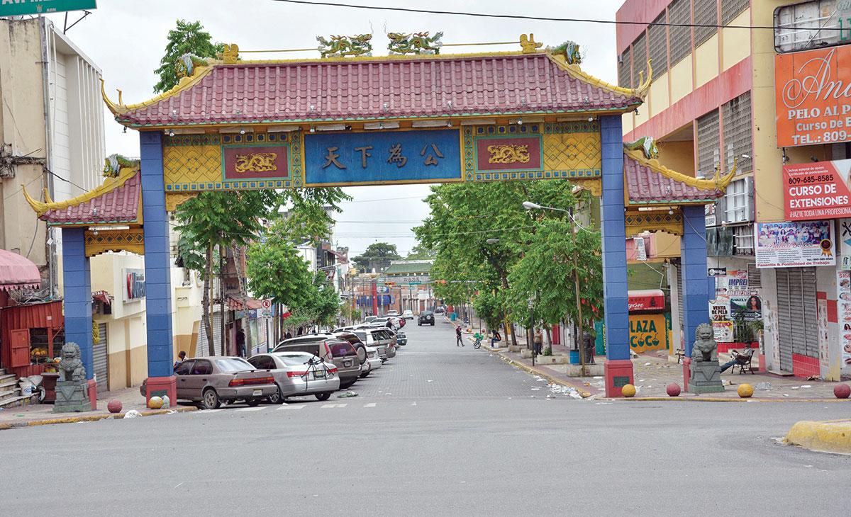 barrio chino santo domingo