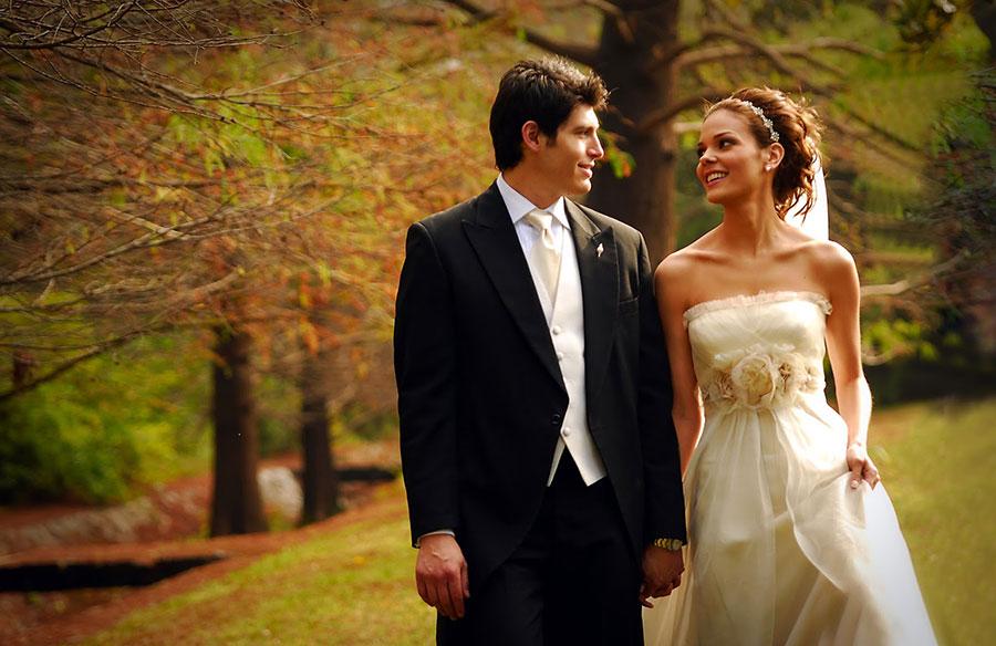 El tiempo promedio para organizar una boda es de seis meses