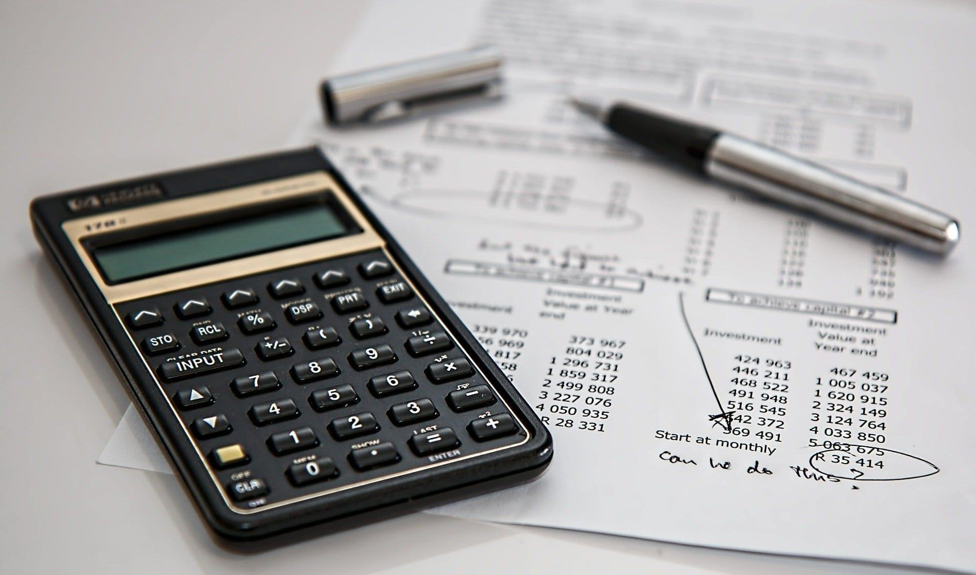 calculadora, empresas