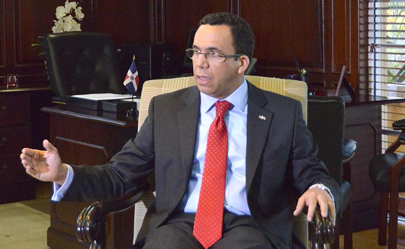 El canciller dominicano, Andrés Navarro, afirmó que el país estaría complacido de ser sede del evento./elDinero