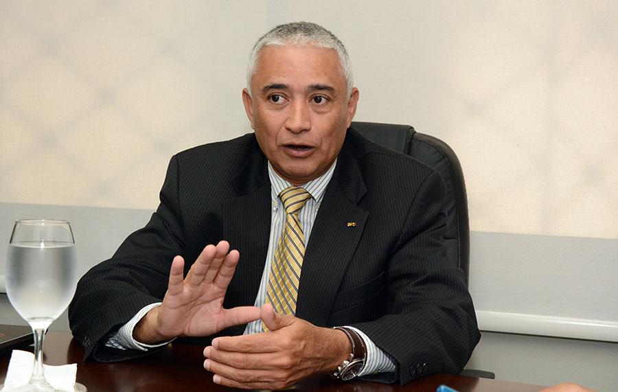 Carlos Corominas, director de Visa del segmento Mipymes para América Latina y el Caribe. | Lésther Álvarez