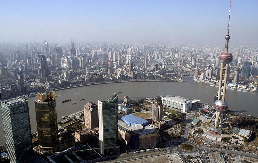 A pesar de su desaceleración, China es uno de los principales motores de la economía mundial.