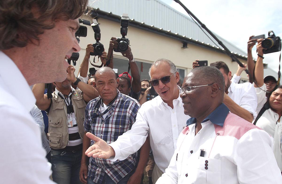 codevi haiti frontera