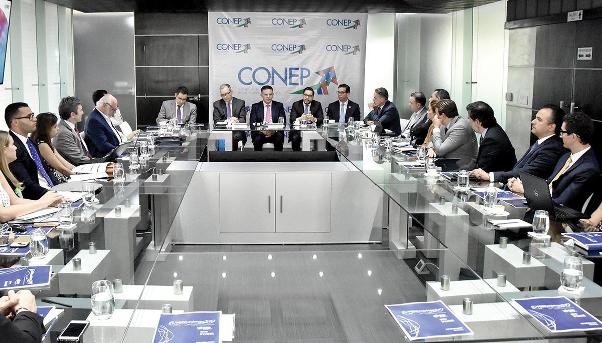 conep alianzas publico privadas