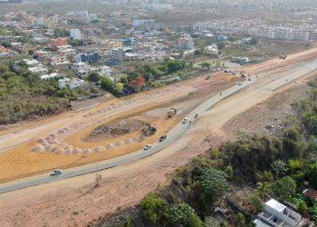La inversión en obras dinamiza el sector de la construcción, de gran impacto en la economía.