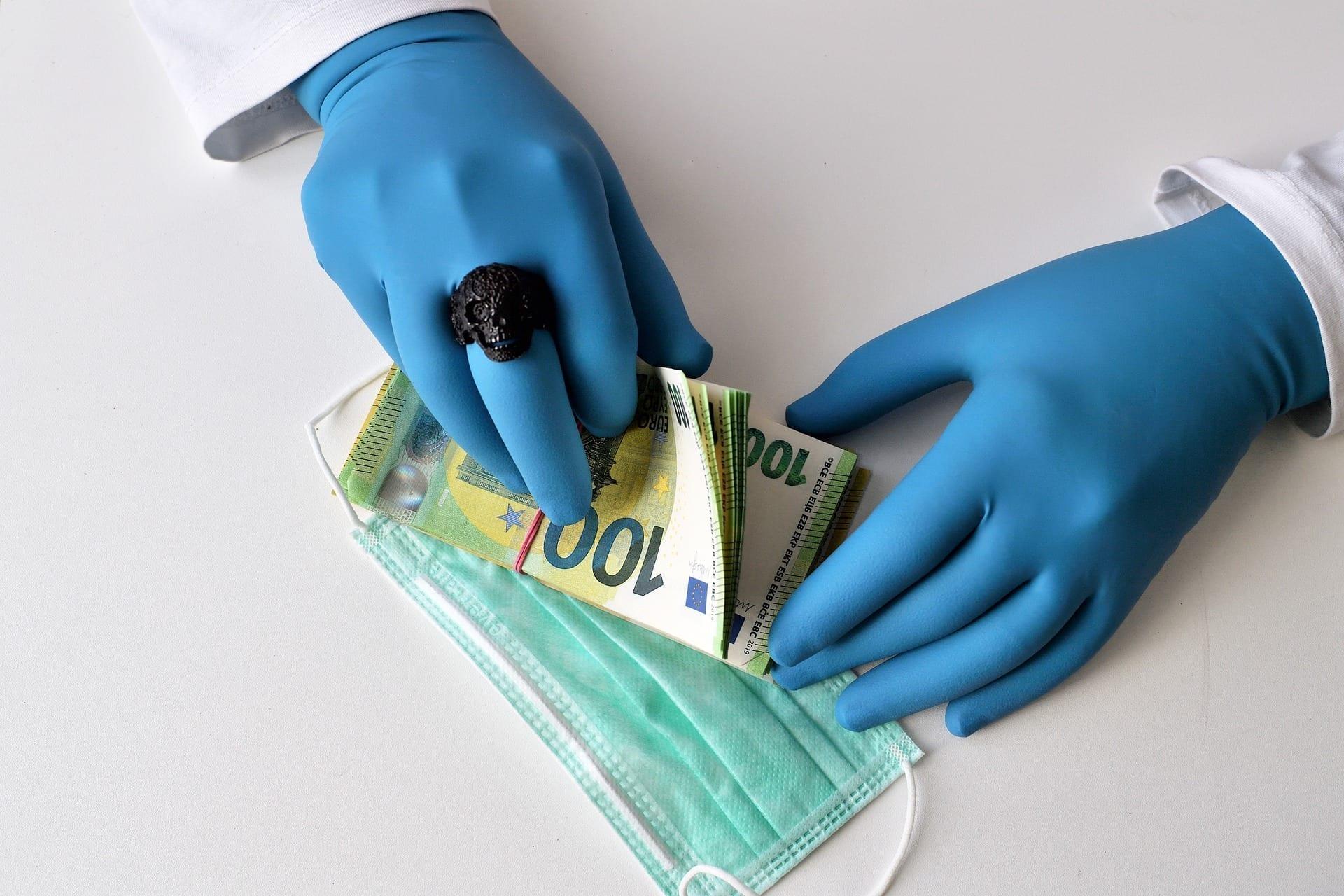 corrupción coronavirus, leo2014 from pixabay
