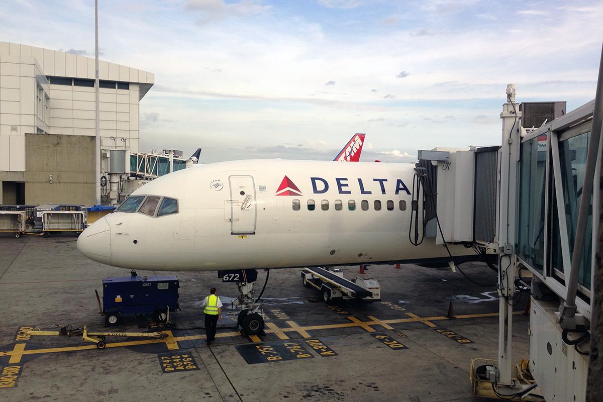 delta airlines venezuela