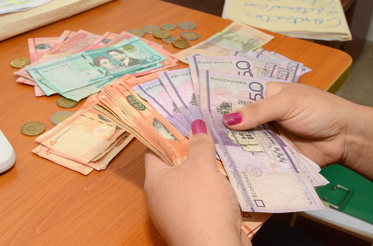 dinero circulante republica dominicana