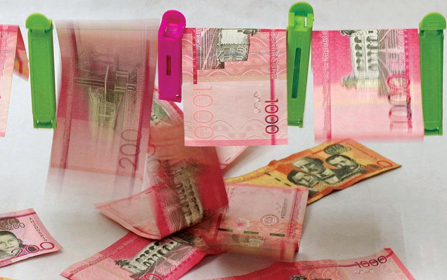 dinero lavado de risking