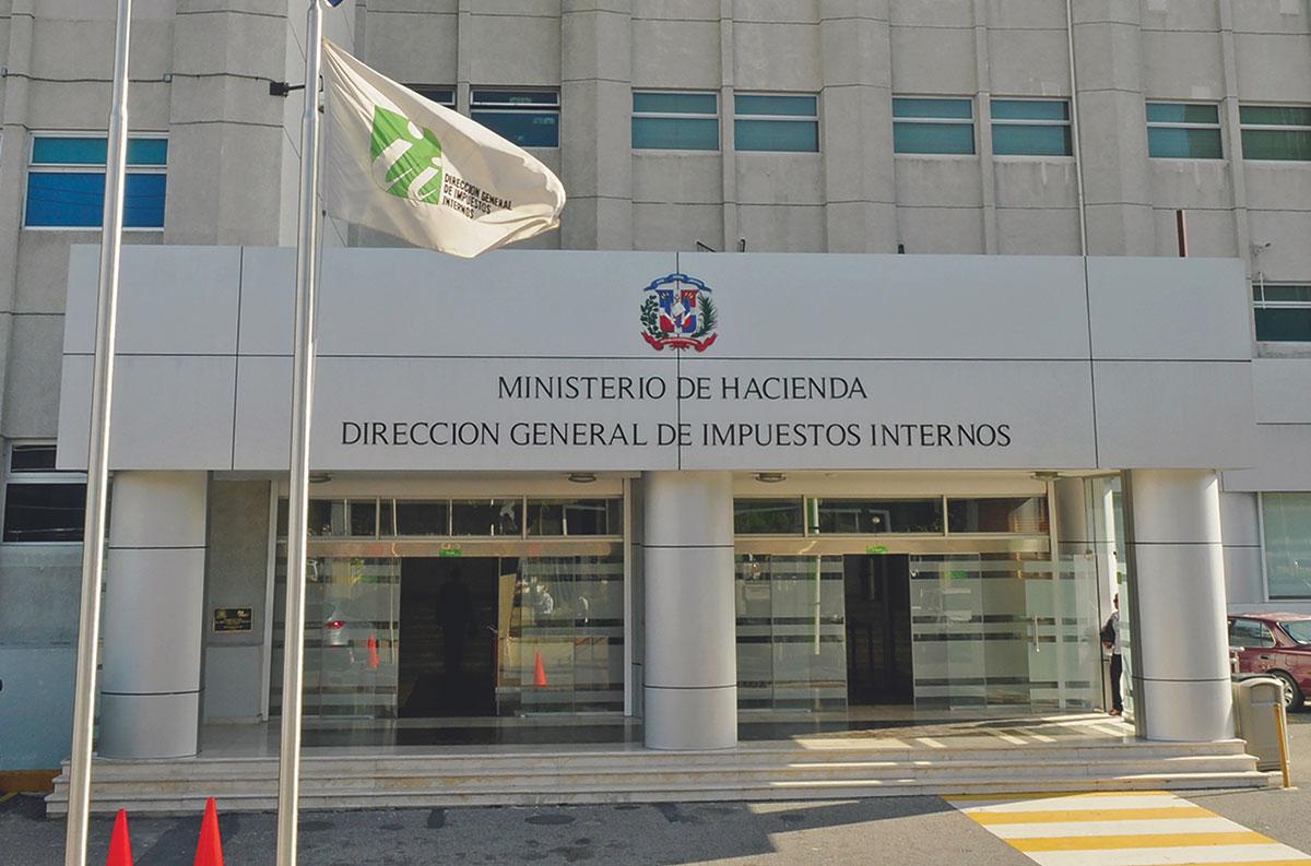 direccion impuestos internos dgii