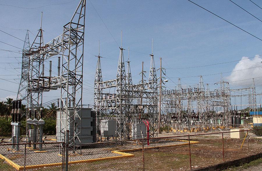 El estudio señala el alto nivel de electrificación existente.