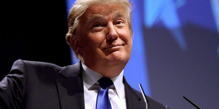 Donald Trump, expresidente de EEUU.   Fuente externa.
