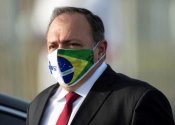 Eduardo Pazuello, ministro interino de Salud de Brasil. | Joédson Alves, EFE.