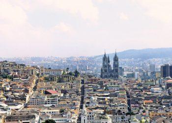 Ciudad de Quito, Ecuador. | Pixabay.