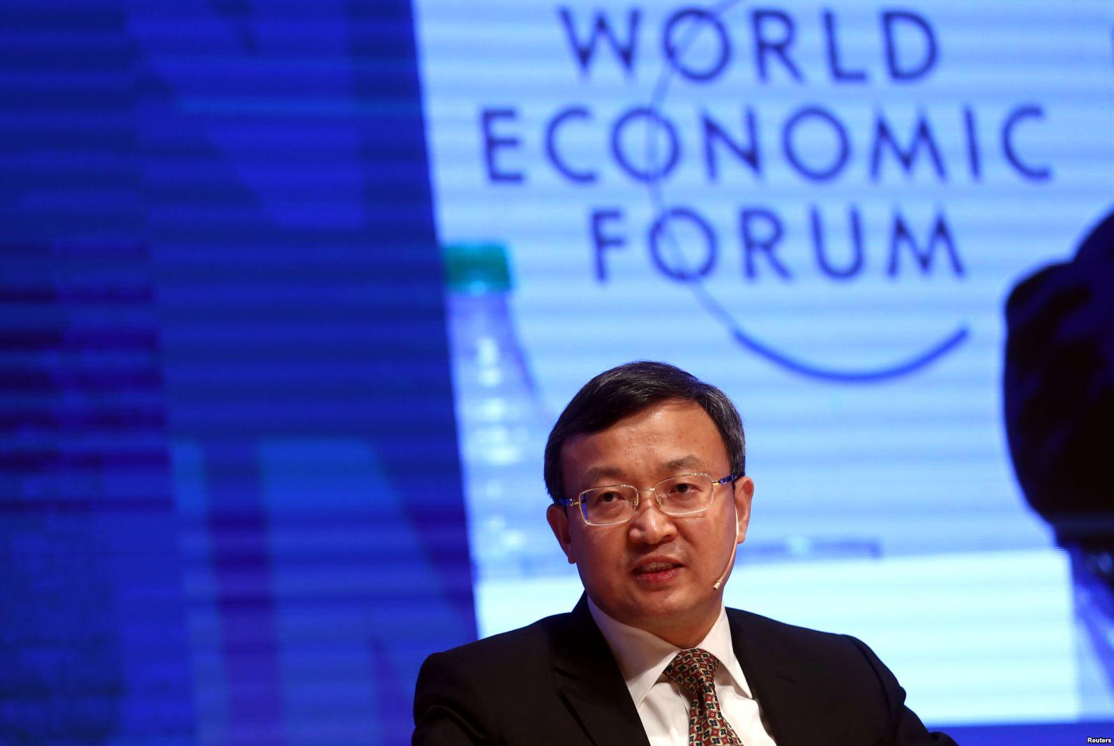 el viceministro de comercio, wang shouwen