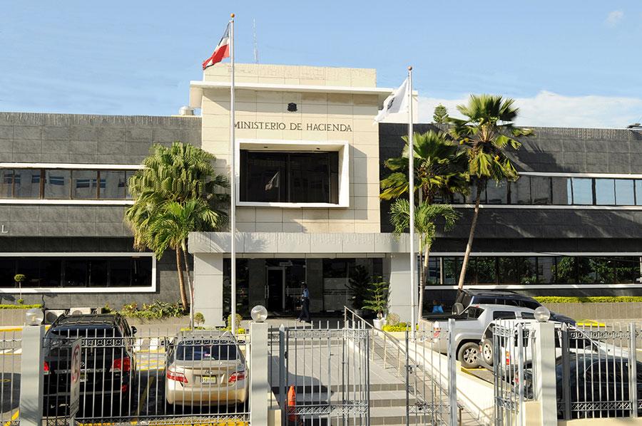El Gobierno emite deuda interna vía el Ministerio de Hacienda.