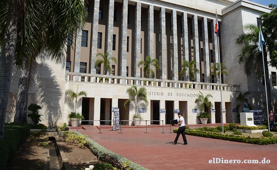 El Ministerio de Educación
