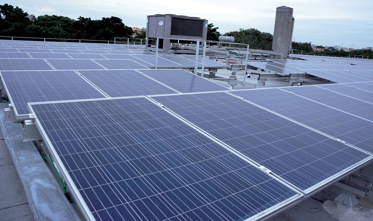 energia limpia paneles solares