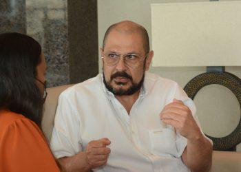 El director regional de Ladonware, Hernando Torres. | Lésther Álvarez