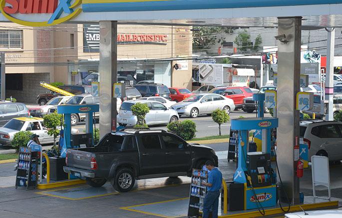 La mayor parte de los combustibles aumenta de precio./elDinero