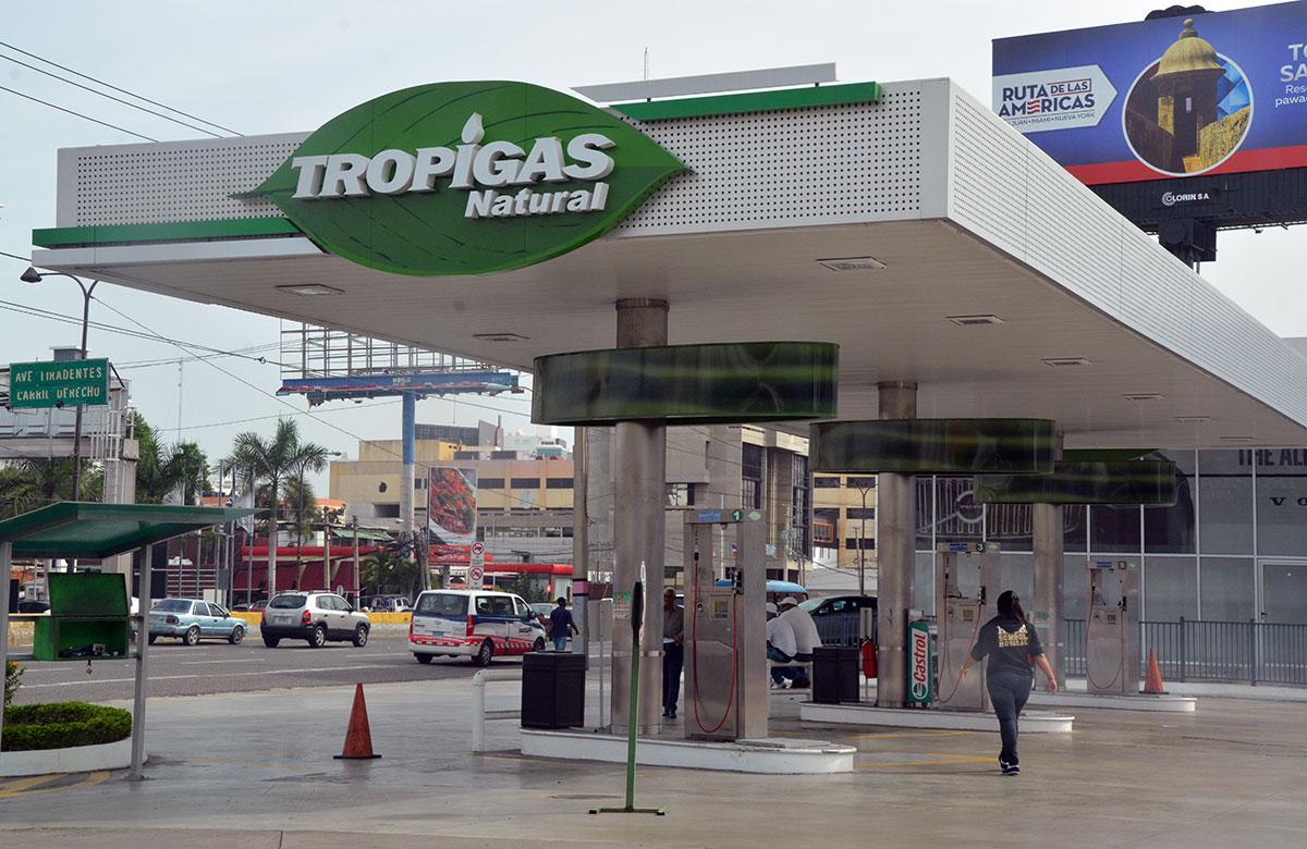 estacion gas natural