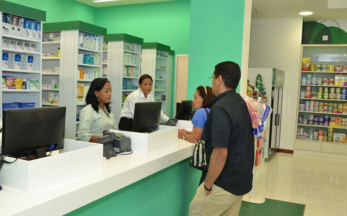 Las farmacias son un componente esencial del sistema de seguridad social.