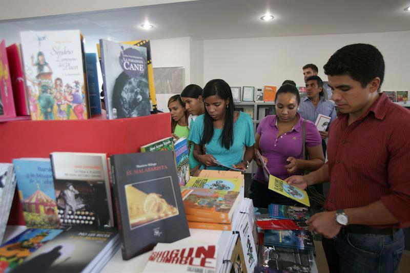 XVIII Feria del Libro Santo Domingo.