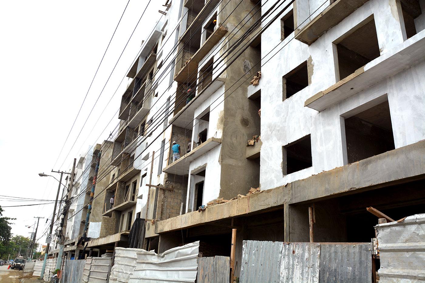 financiamiento sector construccion viviendas
